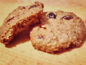 Ciasteczka Owsiane, przepis